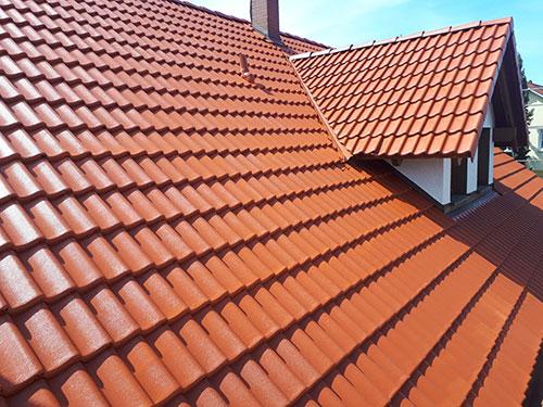 Dachbeschichtung Beispielbild